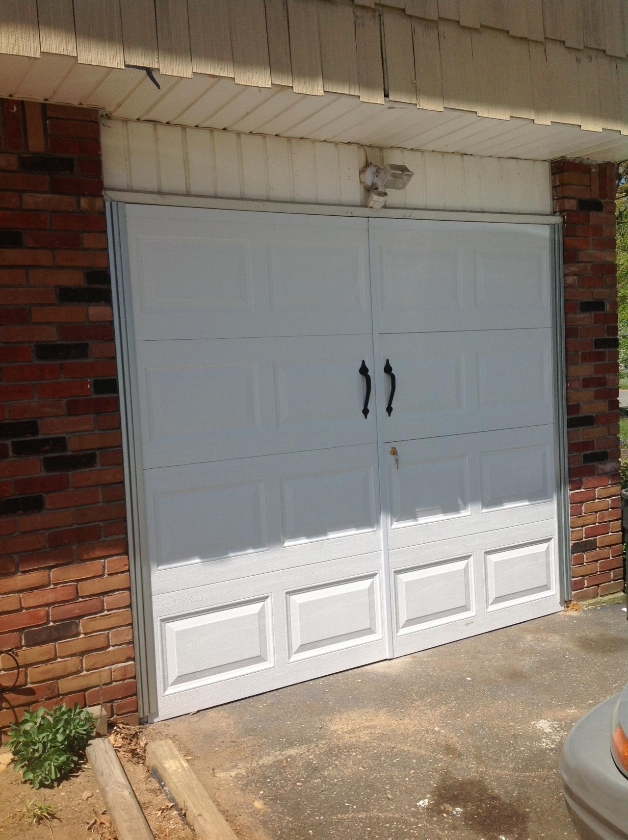 Garage Doors Ed Mojica Installations